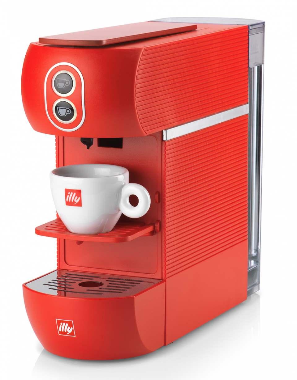 Illy Kaffeemaschine ESE für Bio-Pads.