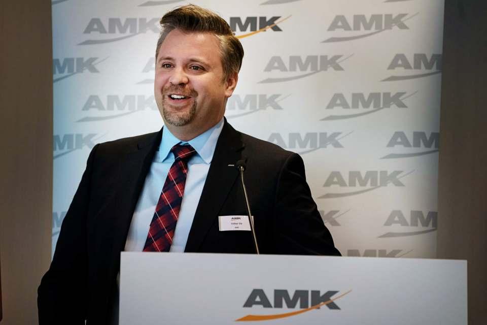 """""""Nach intensiven Diskussionen hat der Vorstand entschieden, den für den 15.-16. März 2021 geplanten Branchenabend und Vereinsmitgliederversammlung zu verschieben"""", AMK-Geschäftsführer Volker Irle. Foto: AMK"""