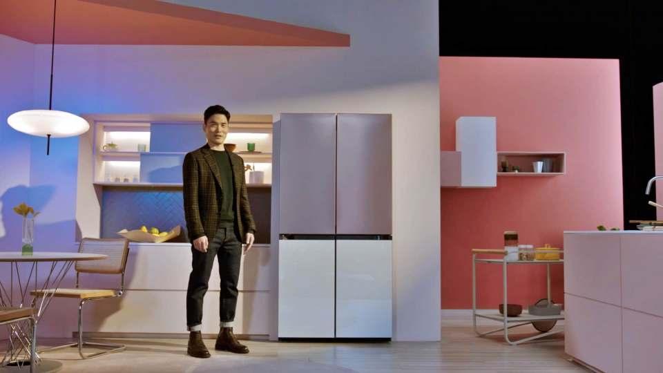 Samsung erweitert sein Portfolio um smarte Produkte und will dabei in Küche und Haushalt noch stärker auf Nachhaltigkeit setzen.