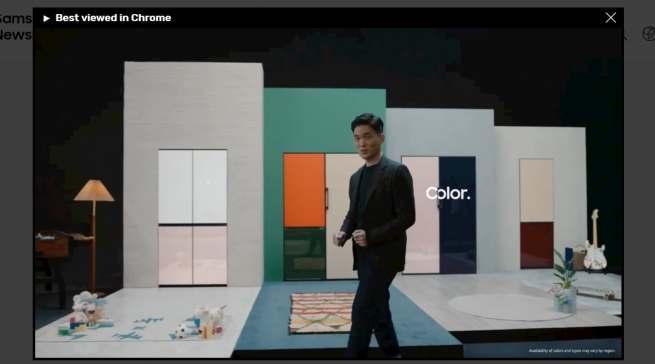 Da sich die Bedürfnisse, Routinen und Umgebungen verändert haben, erwarten wir immer mehr von unseren Räumen: ein digitaler Rundgang mit Samsung anlässlich der CES am vergangenen Montag.
