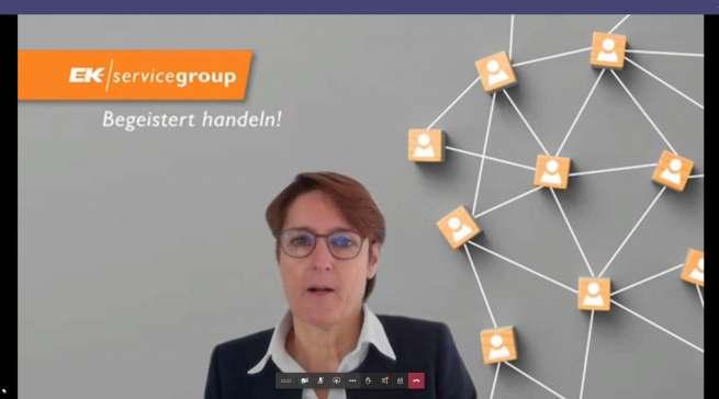 """EK-Vorstand Susanne Sorg: """"Wir wollen unsere Händler zu Omnichannel-Händlern machen."""""""