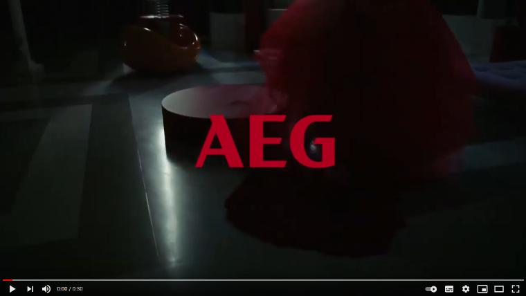 Teaser Brand Video AEG Youtube