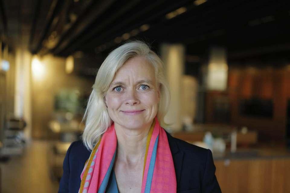Steht für soziale, ökologische und ökonomische Nachhaltigkeit: Dr. Carla Kriwet, Vorsitzende der BSH-Geschäftsführung.