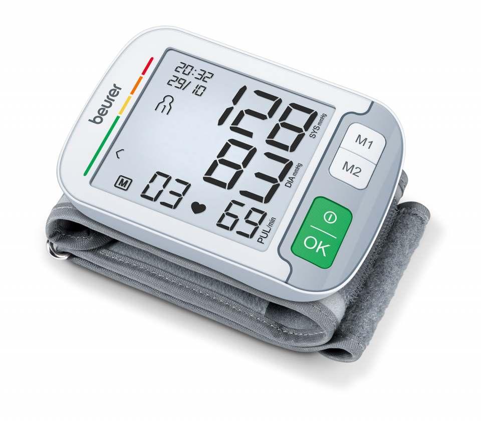 Beurer Blutdruckmessgerät BC 51 mit Inflation-Technology.