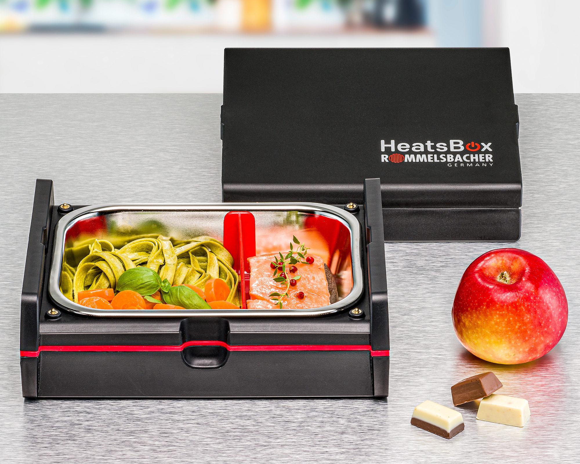 Rommelsbacher HB 100 HeatsBox®