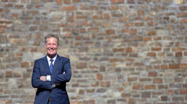 Der frühere Euronics-Händler Wolfgang Hanses ist Inhaber und Geschäftsführer der Schule für Erfolg.