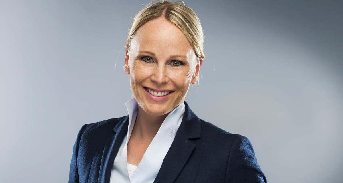 """""""Ich stehe für Nähe. Nähe zum Team, Nähe zu unseren Kunden"""", Susanne Harring, Geschäftsführerin De'Longhi Deutschland."""