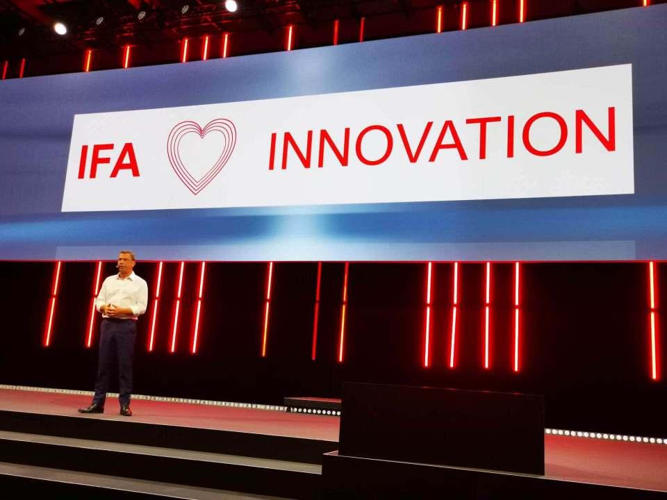 Freut sich auf eine bereits jetzt schon gut gebuchte IFA 2021: Executive IFA Director Jens Heithecker.
