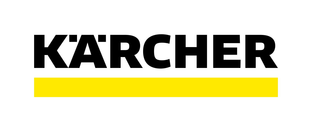 Kärcher Logo Original ohne Slogan