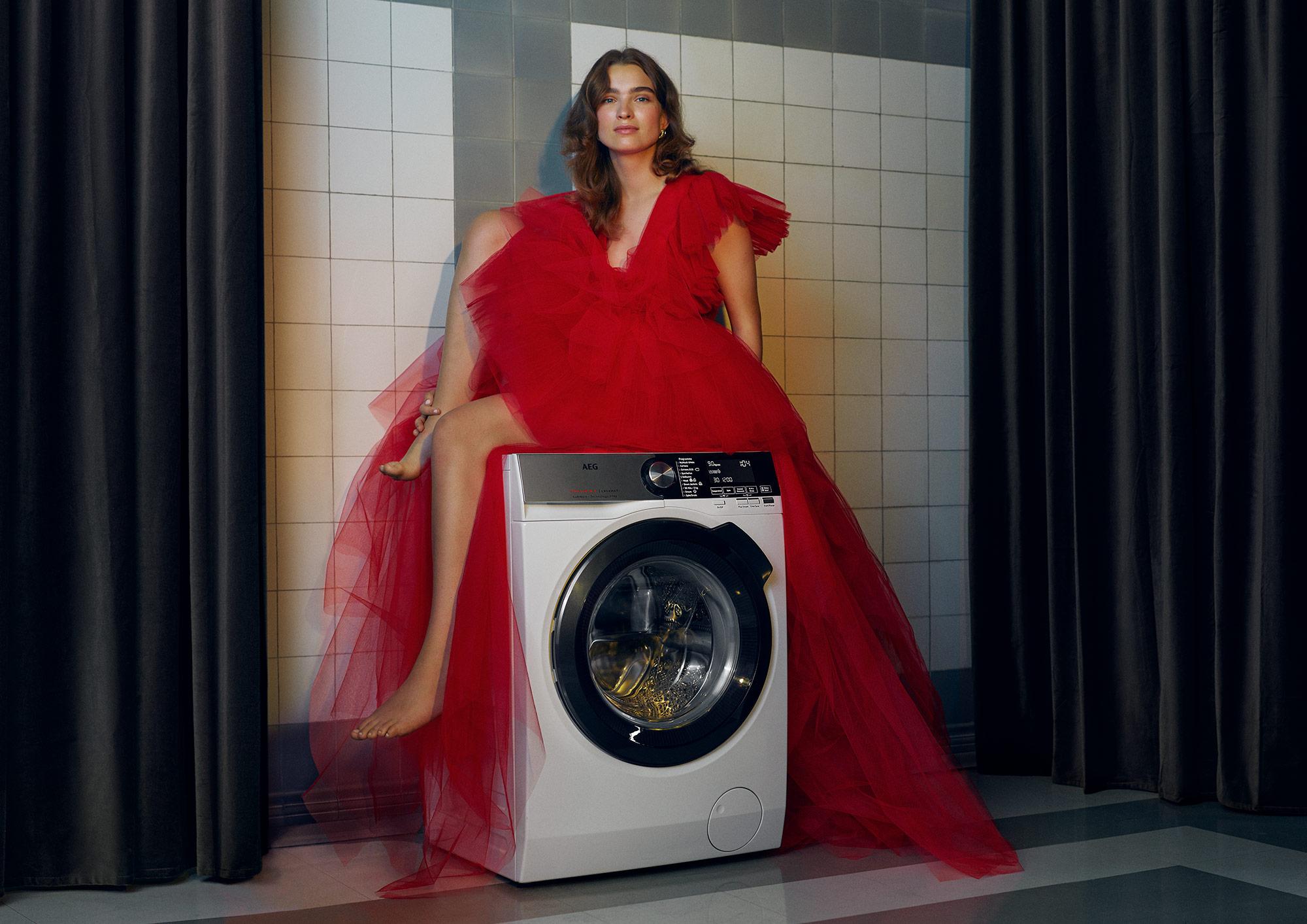 AEG L9FS86699 Waschmaschine Aufmacherbild