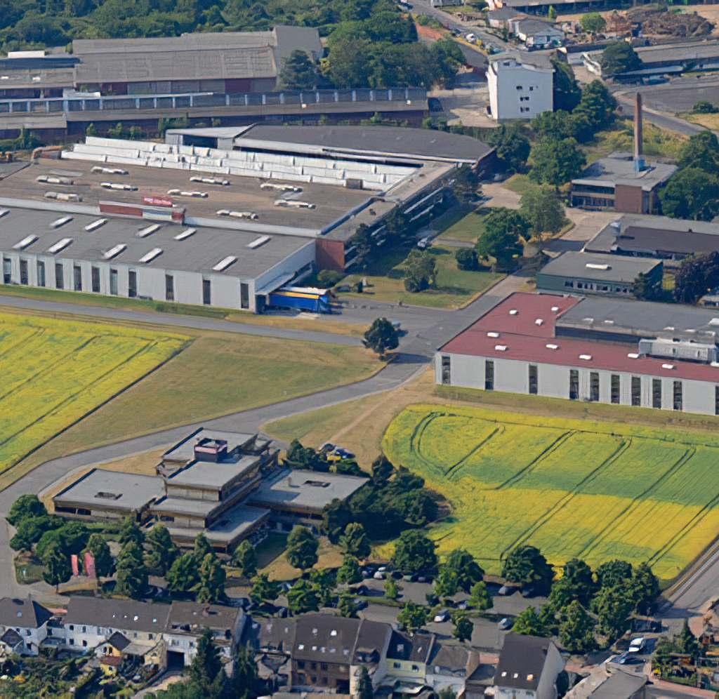 Im Miele Werk in Euskirchen stehen 200 Mitarbeiter unter Quarantäne. Foto: Miele