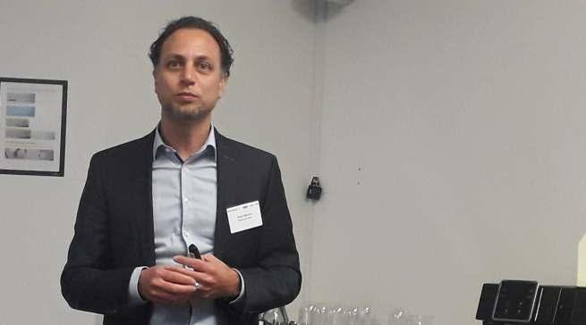 """""""Wir werden 2021 rocken"""", Marketing Director René Némorin."""