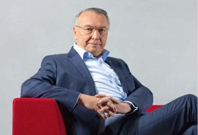 ZGV-Präsident Eckhard Schwarzer fordert die Wiedereröffnung der Geschäfte zum 8. März.