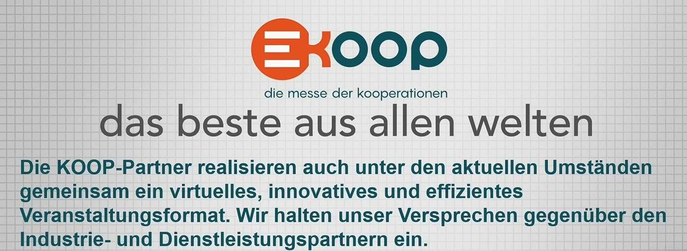 """Heute geht es mit Euronics richtig los: Die KOOP verspricht """"Das Beste aus allen Welten""""."""