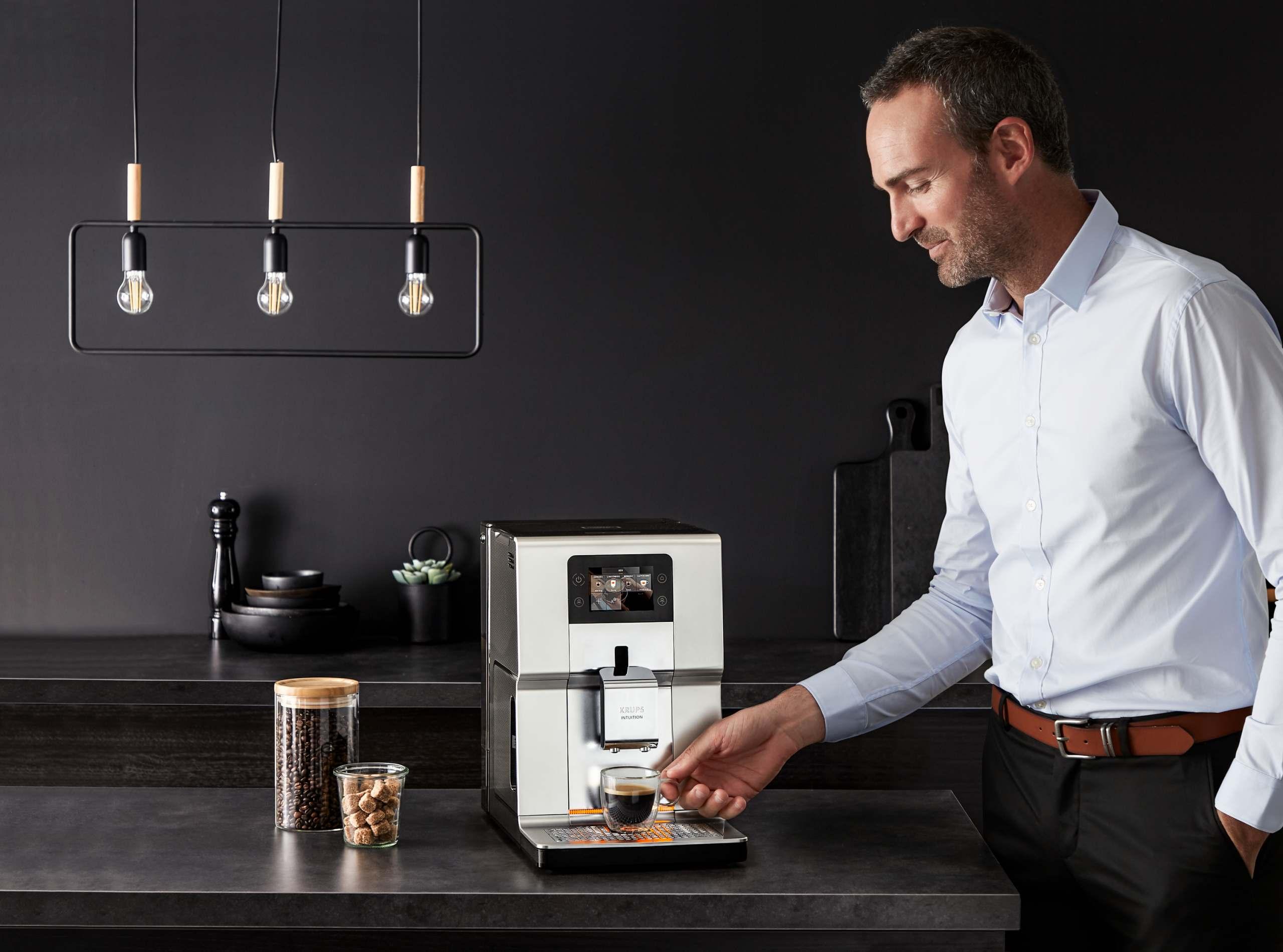 Herausragendes Kaffeeerlebnis mit Krups Intuition Preference