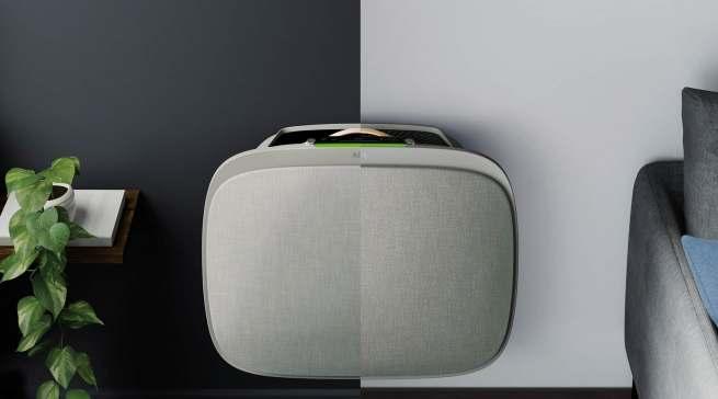 In zwei verschiedenen Designs macht der AX7 in jedem Raum auf sich aufmerksam.