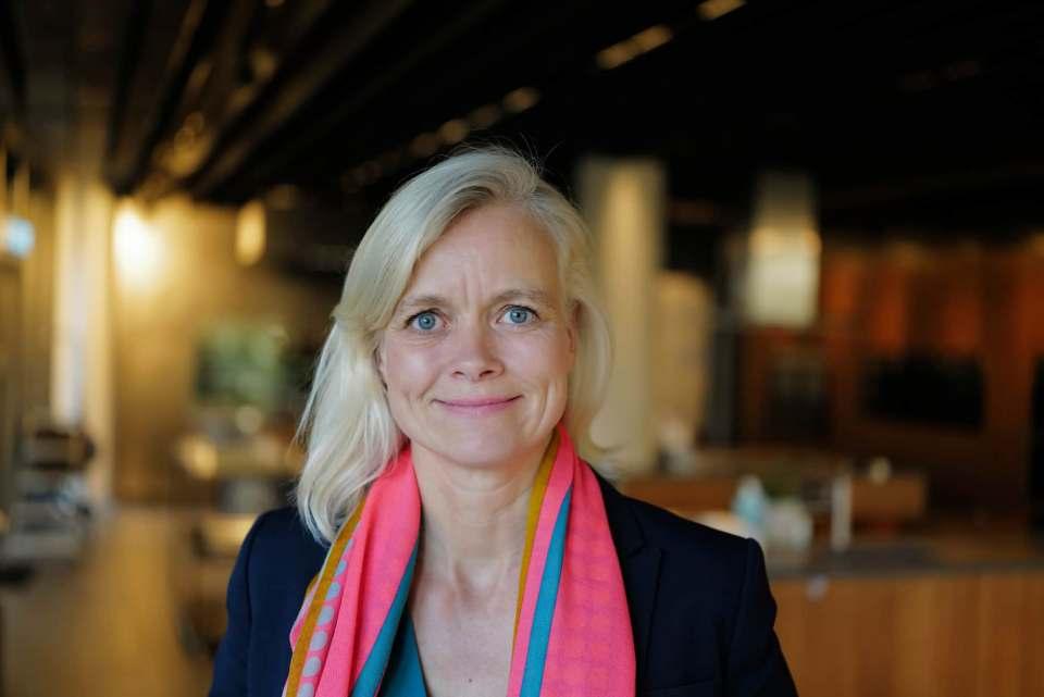 """""""Die Küche wurde zum zentralen Wohlfühlort"""", Dr. Carla Kriwet, CEO der BSH Hausgeräte."""