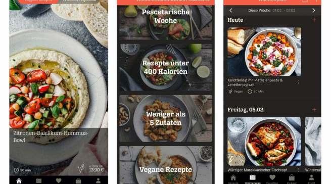 Die Rezepte-App KptnCook gehört zu den wachstumsstärksten Angeboten im deutschsprachigen Raum. Foto: KptnCook