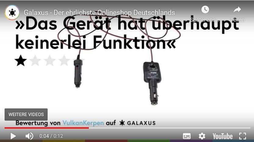 Ehrlich, kritisch, knackig: Videos der Branding-Kampagne von Galaxus.