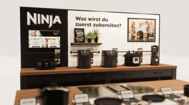 Das Shop-in-Shop-Modul von Ninja.