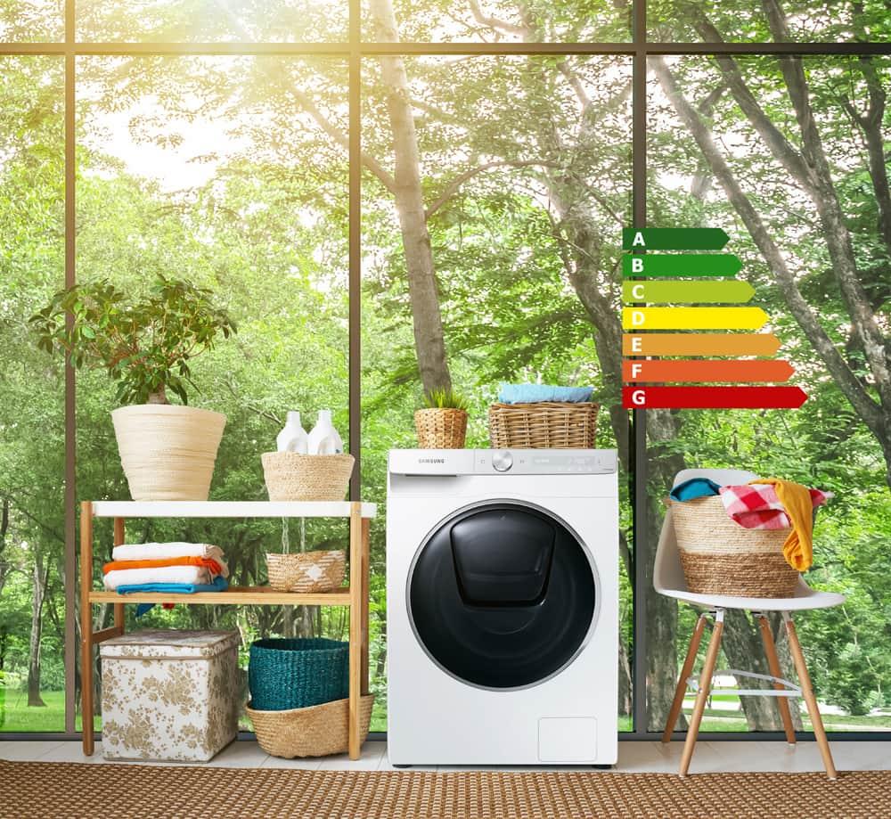 Samsung ist gerüstet für die neue Energieeffizienzklasse A.