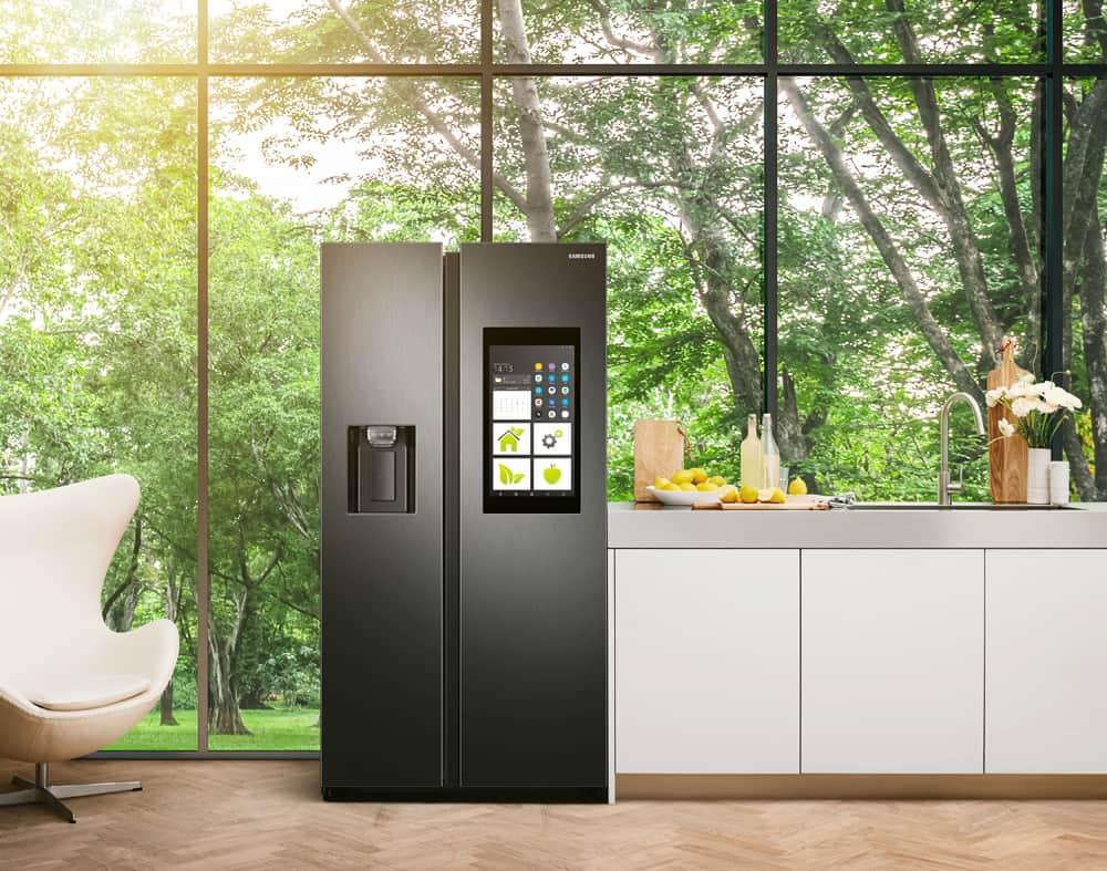 Der Digital Inverter Kompressor sorgt für energiesparende Kühlgeräte.