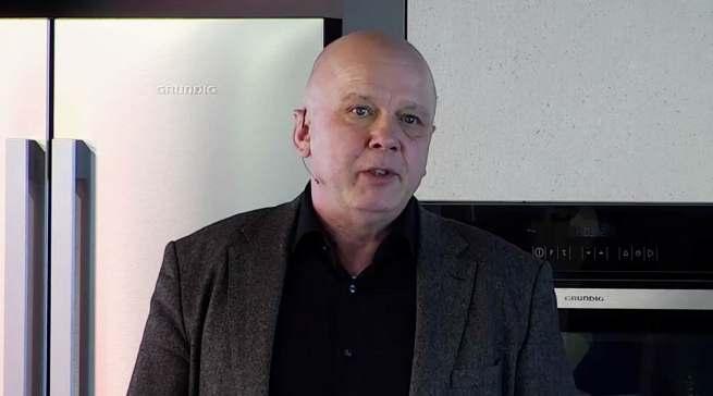"""""""Wir stehen heute auf wesentlich stabileren Füßen als vor einem Jahr"""", Vertriebsdirektor Uwe Paul."""