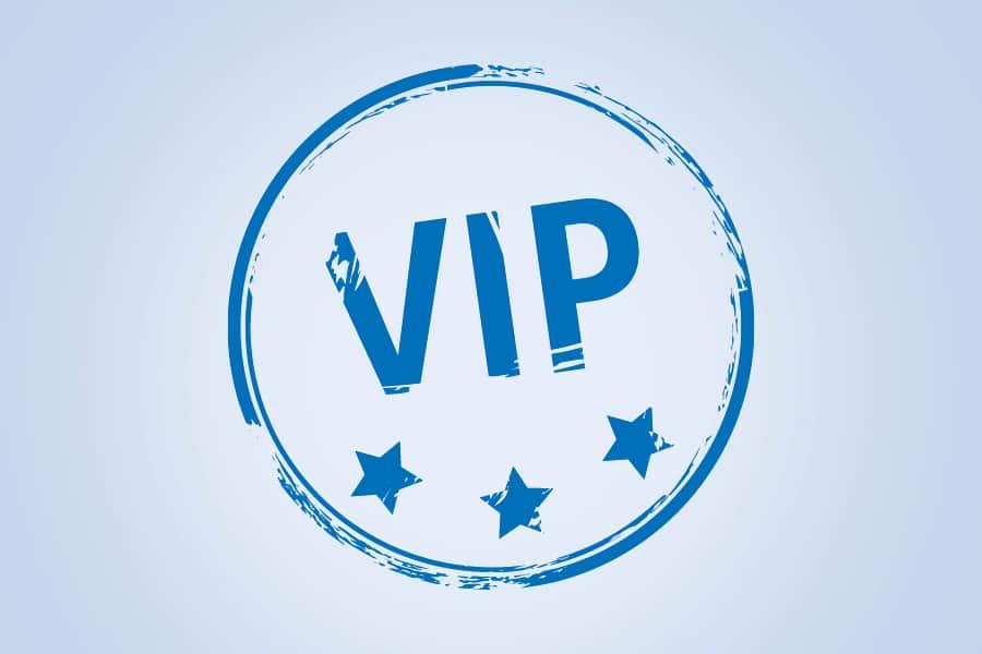 Wertgarantie erhöht aus aktuellem Anlass seinen VIP-Bonus.