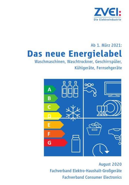 Der ZVEI hat alle Informationen rund um das neue Energielabel in einer Broschüre zusammengefasst.