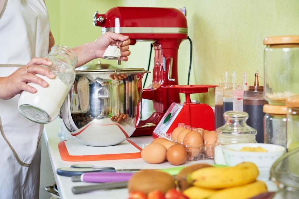 Küchenmaschinen waren in den vergangenen Monaten besonders gefragt, was sich in einzelnen Fällen auch auf den Preis auswirkte.
