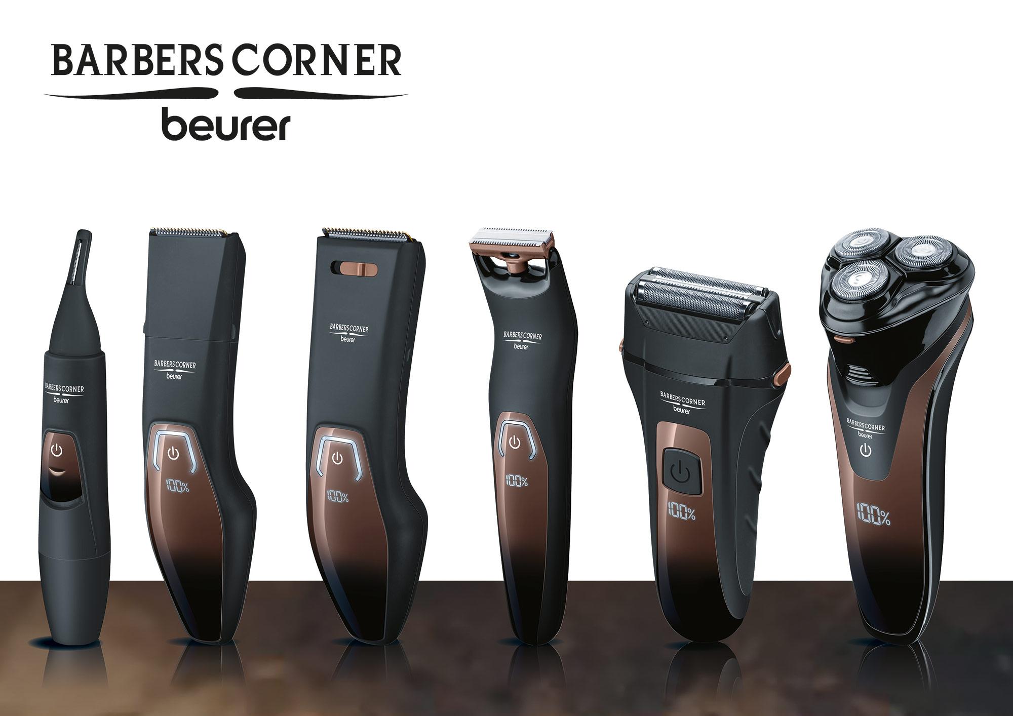 Beurer barbers Corner Range