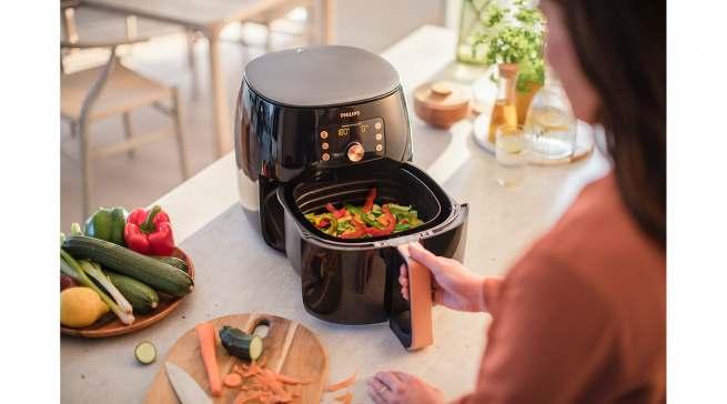 Küchen-Diät bei Philips: Statt auf Haushaltskleingeräte fokussieren sich die Niederländer künftig auf Medizintechnik.