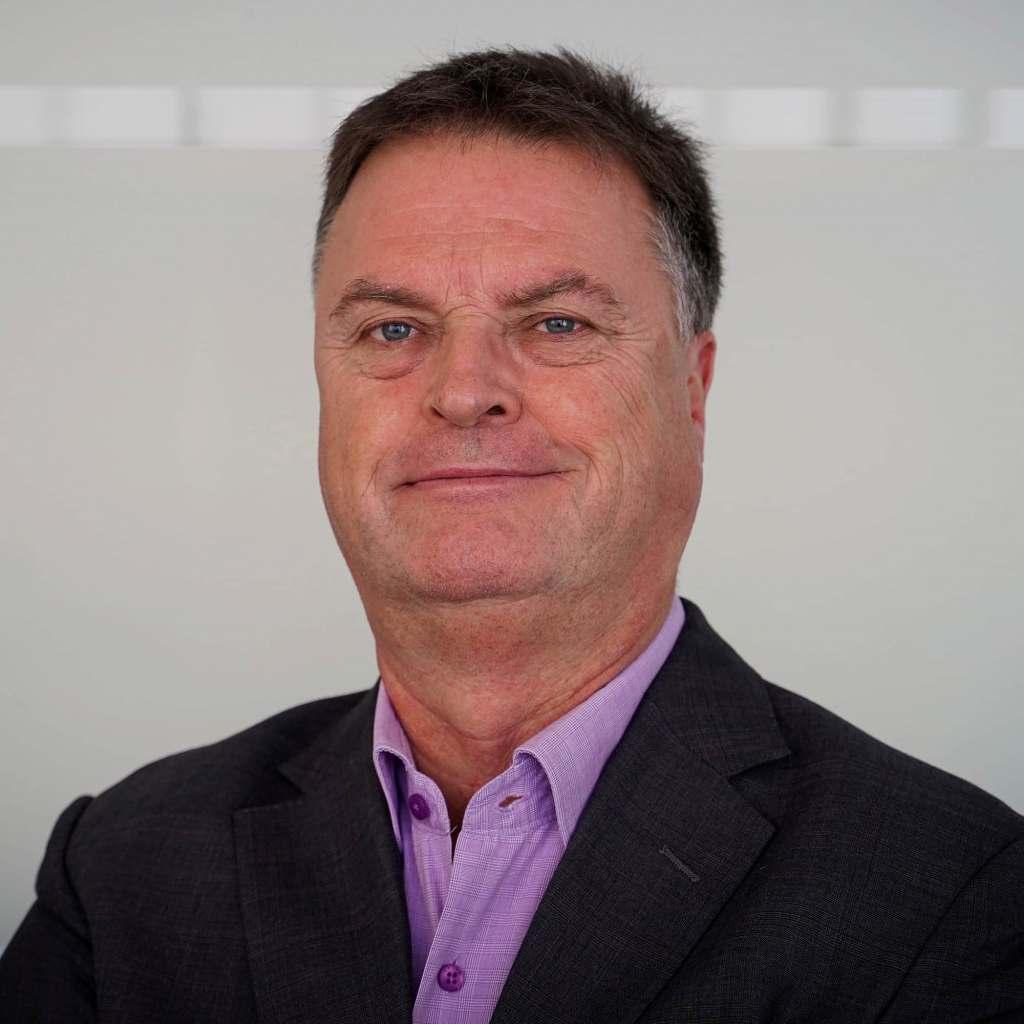 Exportleiter Bernd Lindner verantwortet die Overseas Distributoren.