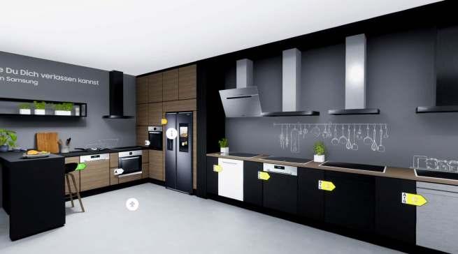 Die modernen Einbau-Highlights von Samsung ermöglichen einen smarten und komfortablen Küchen-Alltag.