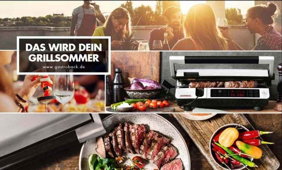 """Tipps für die Grillsaison im Gastroback Themenspezial """"Grillen"""""""
