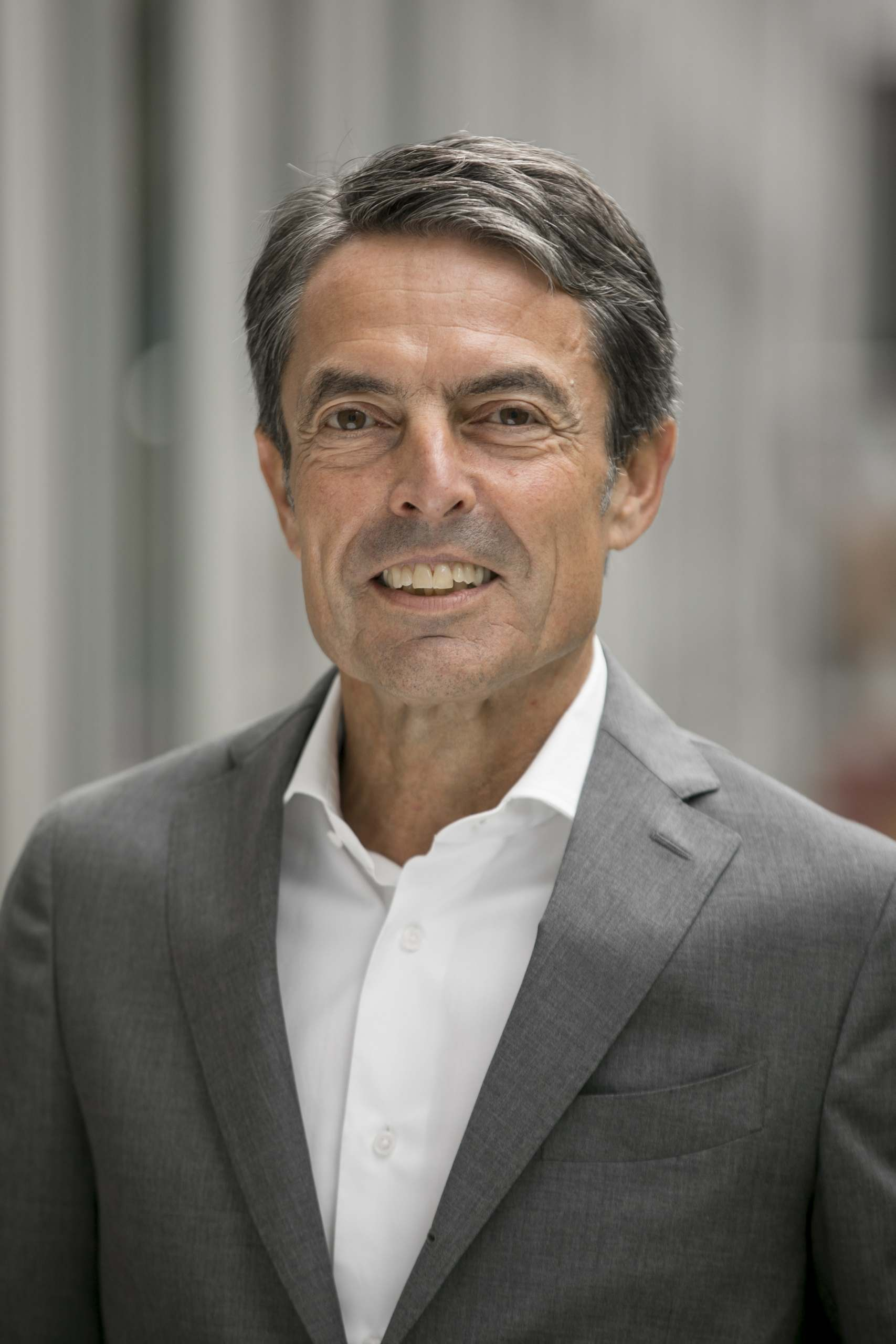 Roland Hagenbucher, Geschäftsführer Siemens Hausgeräte