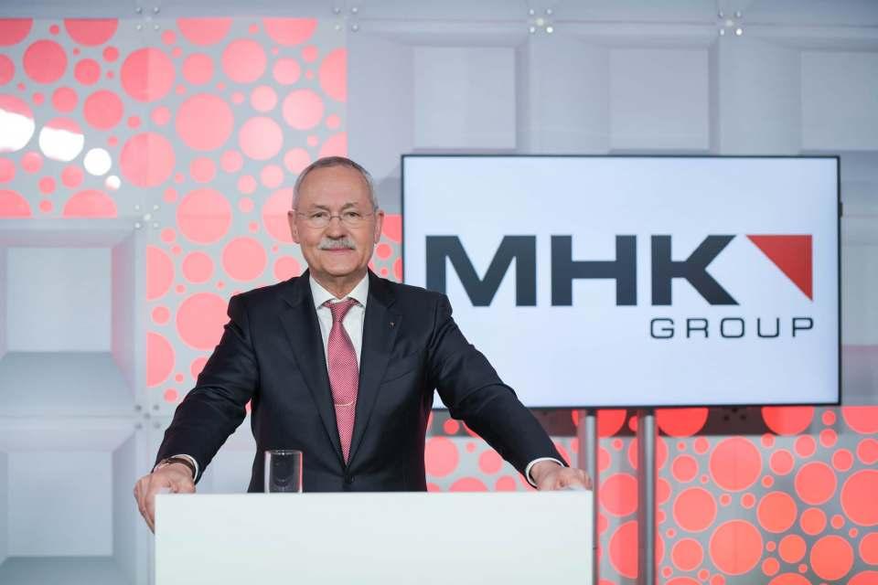 """""""Wir freuen uns, dass trotz der schwierigen Situation keiner unserer Handelspartner aufgeben musste"""", Werner Heilos, MHK Vorstandsvorsitzender."""