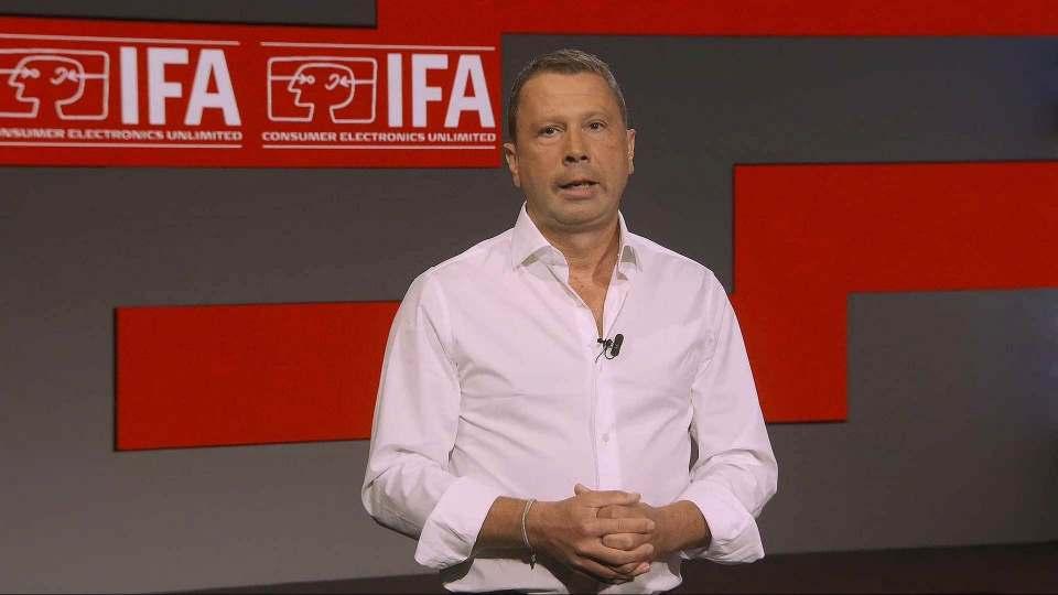 """""""Die IFA Berlin steht vor einem großen Comeback, um der gesamten Branche erneut Impulse zu verleihen"""", Jens Heithecker, IFA-Executive Director und Executive Vice President der Messe Berlin."""
