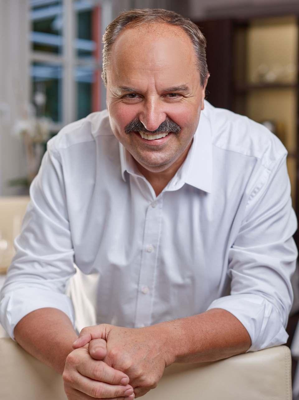 Johann Lafer, Foto Lukas Jahn, Foodfotos: Lafer