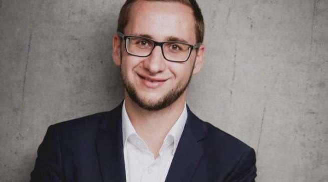 Ebenfalls neu an Bord: Kai Haase unterstützt das Marketing-Team bei Amica.