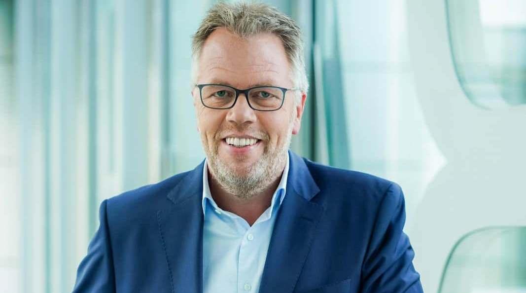 """""""Wir zeigen selbstverständlich auch in 2021 wieder Präsenz"""", Volker Klodwig, Executive Vice President Sales Region Europe der BSH."""