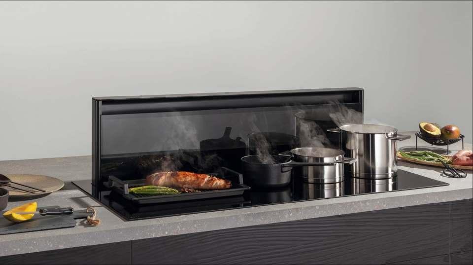 Die Novy Panorama 120 bietet ambitionierten Köchen viel Platz.