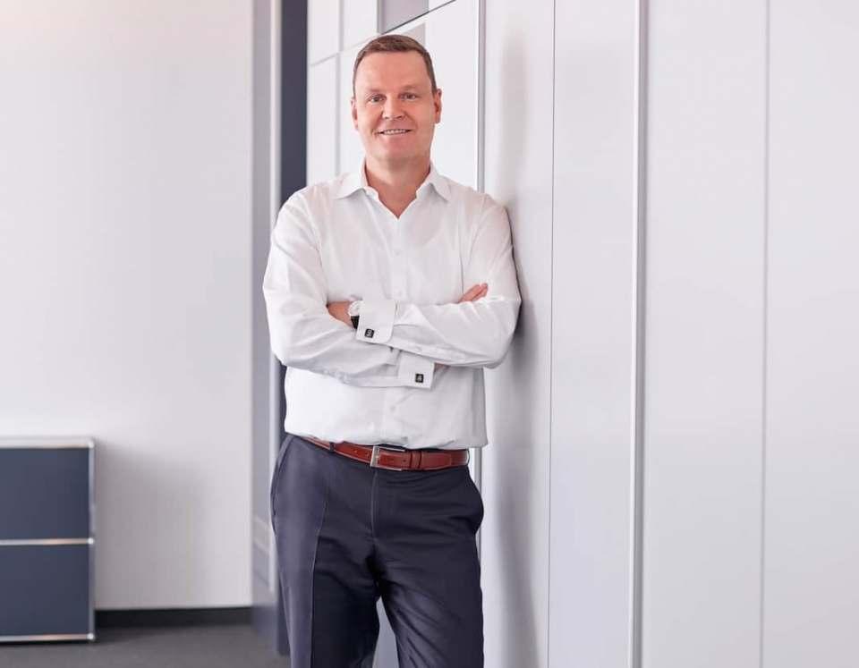 """""""gfknewron 2.0 ist ein Meilenstein in unserer Transformation"""", Peter Feld, CEO GfK."""