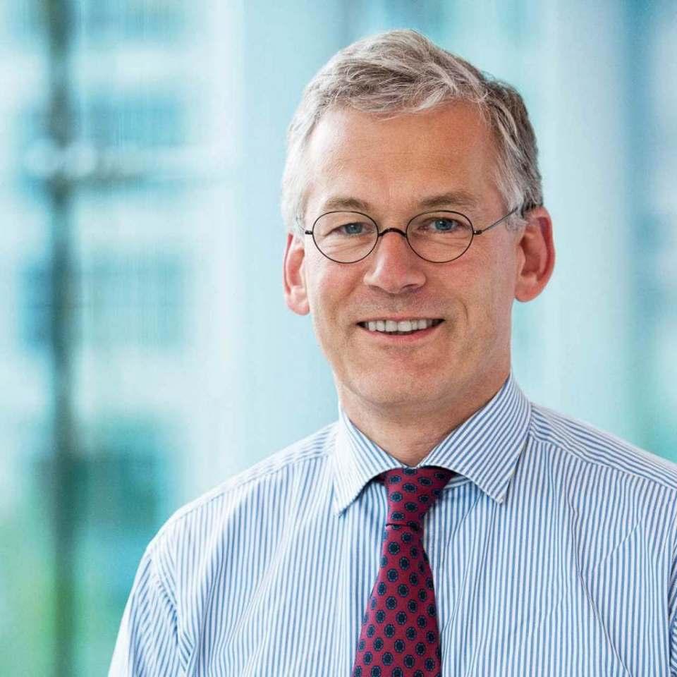 Philips CEO Frans van Houten fand für die Philips Haushaltsgeräte einen Käufer aus China.