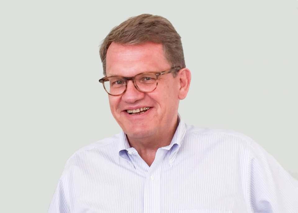 Uwe Raschke hat 1984 bei Bosch begonnen und blickt auf eine mehr als 35-jährige Karriere im Unternehmen.
