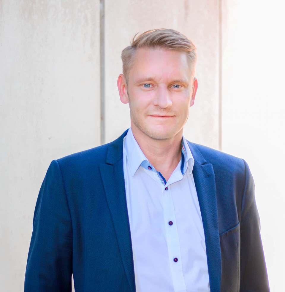 Sebastian Kebbe ist seit 1. April neuer Geschäftsführer bei Beurer.