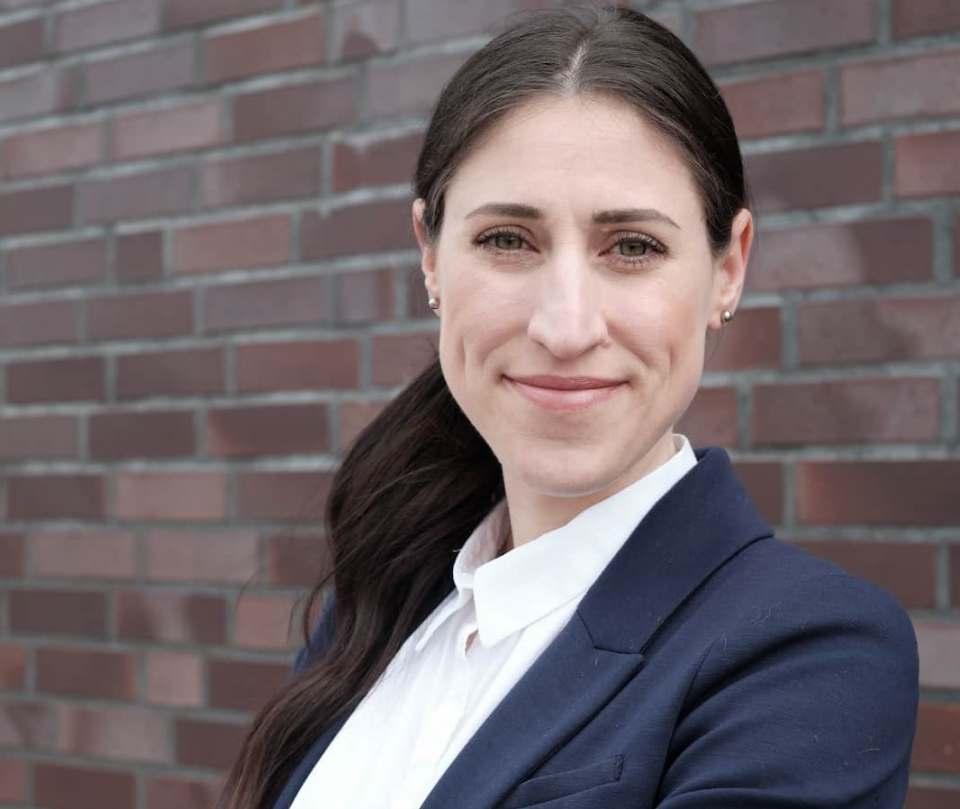 Neu bei Amica: Marketingleiterin Vanessa Klein.