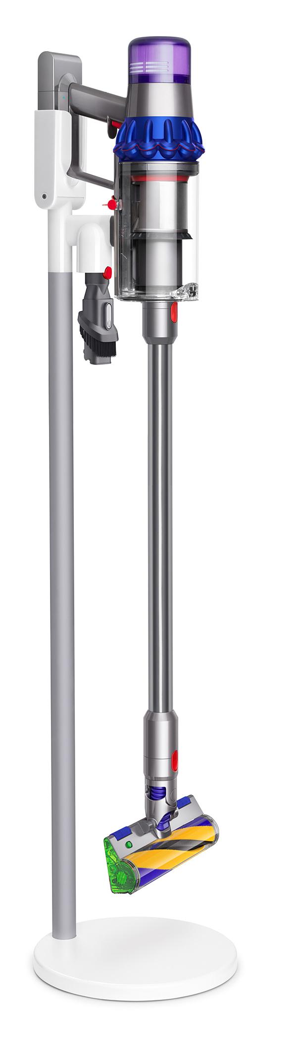 Dyson Staubsauger V15 Detect mit Laser-Stauberkennung.