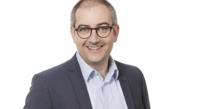 """""""Für uns ist die Beratung von Geschäftskunden absolut relevant, um neue Zielgruppen und damit neues Wachstumspotential zu erschließen"""", Florian Gietl, Deutschland-Chef MediaMarktSaturn."""