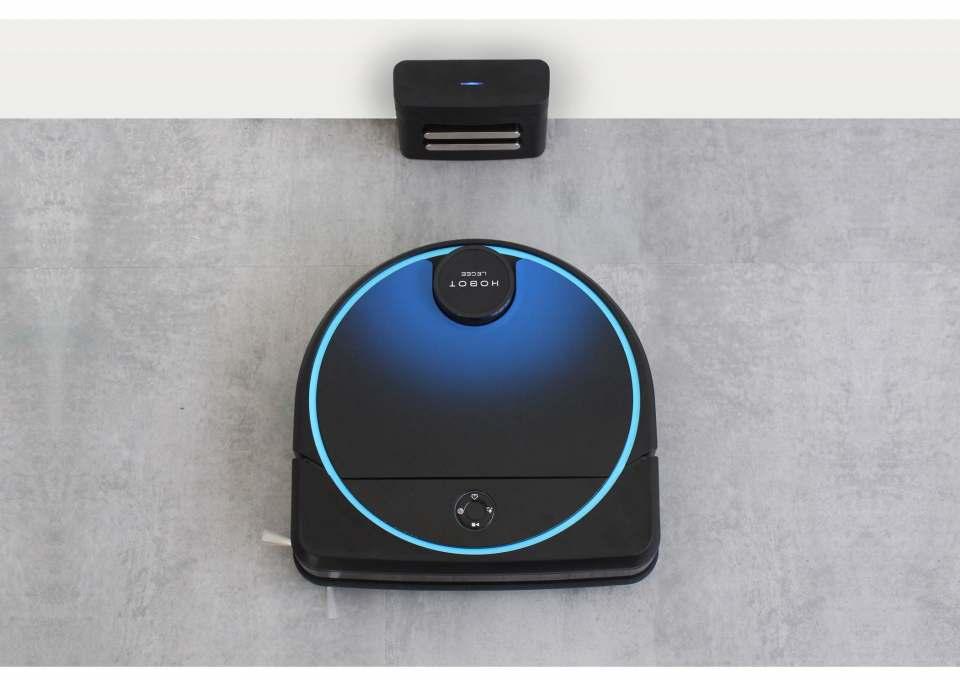 Hobot Saug-Wisch-Roboter Legee 7 mit App-Steuerung.